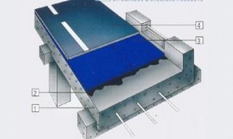 Waterproofing of bridges