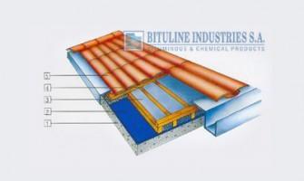 Tiled roof waterproofing